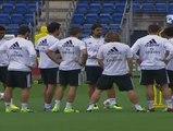 El Real Madrid se centra en la Liga de Campeones