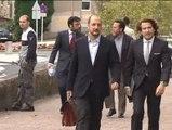 Los primeros imputados de Adif declaran por el accidente de tren de Santiago
