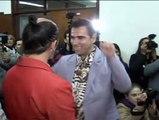 Primero boda gay con público en Uruguay