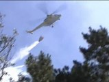 Varias provincias de España en alerta por incendios