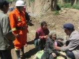 Al menos 47 muertos y casi 300 heridos en un terremoto de una magnitud de 6,6 grados