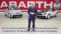 Abarth - seventy Years of History and Wins - Intervista a Luca Napolitano