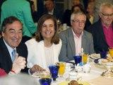 Fátima Báñez se encara con el banco de España y le pide que se ocupe de que fluya el crédito para las empresas