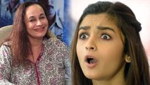 Alia Bhatt mother Soni Razdan Shocking statement over Kashmir and Pakistan    FimiBeat