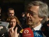 """Jorge Trías tras su declaración: """"Estoy aquí por decir la verdad"""""""