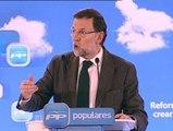 Rajoy dice que habrá acuerdo sobre el déficit público de las administraciones
