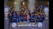 Strasbourg a remporté la coupe de la Ligue au bout de l'ennui
