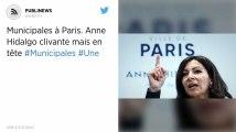 Municipales à Paris. Anne Hidalgo clivante mais en tête
