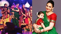 Esha Deol dances with daughter Radhya Takhtani during second pregnancy | FilmiBeat