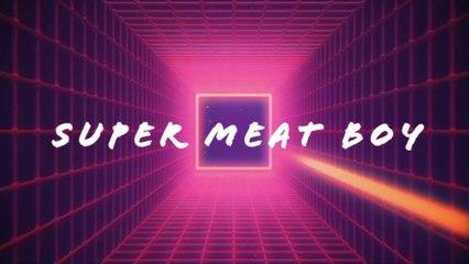 Les légendes du jeu vidéo indé : Super Meat Boy