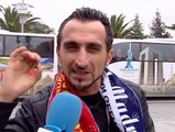 La afición del Galatasaray ve con buenos ojos al Madrid
