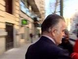 Bárcenas y el PP se verán ante el juez tras no llegar a un acuerdo en el acto de conciliación