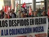 Fomento convoca a Iberia y representates de los trabajadores para intentar parar la huelga que empieza el lunes