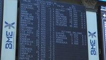 El Ibex 35 alcanza los 9.300 puntos con las acereras al frente de las ganancias