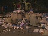 Más basura contra la huelga de basura