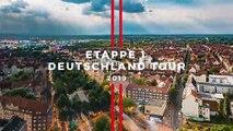 Parcours du Deutschland Tour 2019 /  Route of 2019 Deutschland Tour