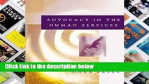 Full version  Advocacy in the Human Services  Best Sellers Rank : #2