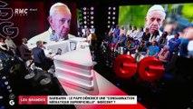 """Les GG veulent savoir : La démission de Barbarin, une """"condamnation médiatique superficielle"""" selon le pape - 01/04"""