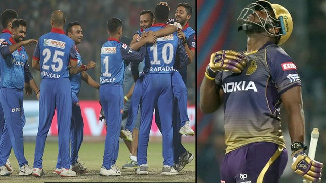 IPL 2019 : Delhi Capitals Beat Kolkata Knight Riders In Super Over || Oneindia Telugu