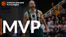 Turkish Airlines EuroLeague MVP for March: Nick Calathes, Panathinaikos OPAP Athens