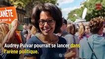 Municipales : Audrey Pulvar à Paris avec Anne Hidalgo ?
