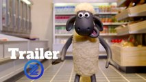 Shaun the Sheep Movie: Farmageddon Trailer #1 (2019) Justin Fletcher, John Sparkes Animated Movie HD