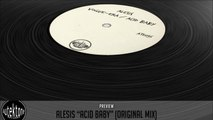 Alesis - Acid Baby (Original Mix) - Official Preview (Autektone Records)