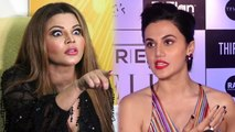 Rakhi Sawant gets shocking answer from Taapsee Pannu; Watch video | FilmiBeat