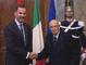 Primera visita oficial de los Reyes a Italia