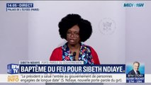 """Sibeth Ndiaye, porte-parole du gouvernement, sur son rôle politique: """"J'aborde les choses avec beaucoup d'humilité"""""""