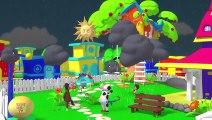 Peas Porridge Hot, Learning Nursery Rhymes, Cartoon Videos for Kids, Babies & Ch