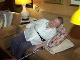 En pruebas en Catalunya un cinturón que avisa de las caídas de los ancianos
