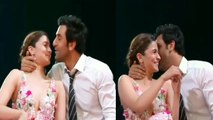 Ranbir Kapoor and Alia Bhatt's Awkward Kiss Moment At Zee Cine Awards 2019  FilmiBeat