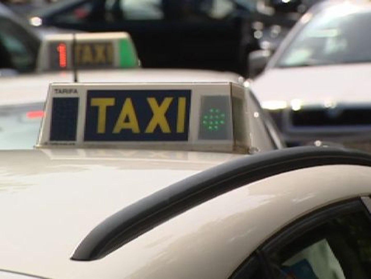Las descargas de Uber se multiplican por diez el día de la huelga de taxis