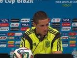 """Torres: """"Es la primera de muchas finales que esperamos"""""""