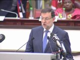Rajoy promete a África un asiento extra en el Consejo de Seguridad de Naciones Unidas