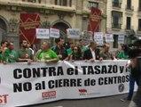 Nueva manifestación estudiantil contra los recortes en educación
