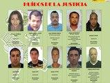 La Guardia Civil difunde la lista de los delincuentes más buscados