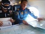 El secuestro es la hipótesis y los pilotos, los sospechosos