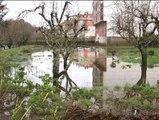 En Galicia pendientes del desbordamiento de los ríos