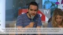 """Víctor Alonso Rocafort - """"Hay que dejar atrás aquello que hemos venido reivindicando desde hace muchos años"""""""