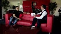 """Extrait interview Hatem Ben Arfa au micro de Fabien Lévêque dans Tout le Sport sur France 3  - _""""J'ai beaucoup appris sur moi-meme"""""""