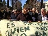 El alcalde de Málaga se cronometra en la ducha y gasta 11 litros