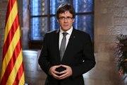 Mensaje de fin de año del president de la Generalitat, Carles Puigdemont