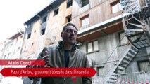 Incendie mortel de Courchevel : le papa d'une blessée réagit