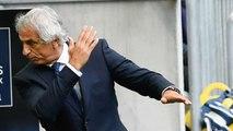 Le constat désabusé de Vahid Halilhodzic sur le FC Nantes