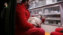 Comienza la evacuación de bebés enfermos de Guta Oriental, en Siria