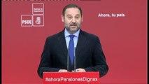 """El PSOE avisa a C's: """"Ahora tienen que demostrar que ganar elecciones sirve para algo"""""""