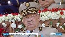 Algérie : un nouveau gouvernement pour calmer la colère