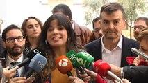 """Teresa Rodríguez: """"No participamos en operaciones de blanqueo de alianzas entre la derecha y la extrema derecha andaluzas"""""""